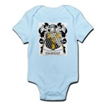 Travers Coat of Arms Infant Creeper