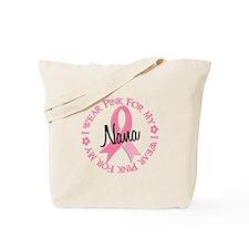 I Wear Pink for My Nana 38 Tote Bag