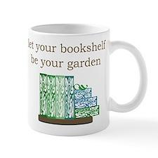 Bookshelf Garden - Mug