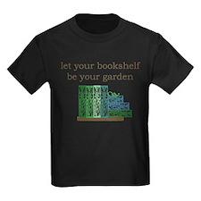 Bookshelf Garden - T