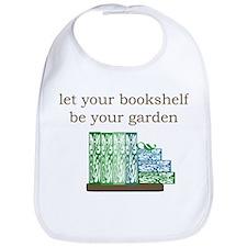 Bookshelf Garden - Bib