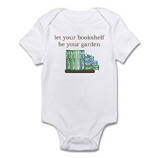 Bookshelf Garden - Infant Bodysuit