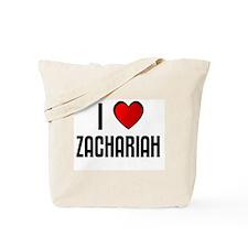 Unique Zachariah Tote Bag