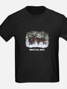 Whitetail Deer Family T