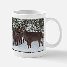 Whitetail Deer Family Mug