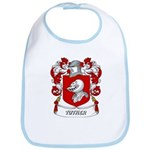 Tuther Coat of Arms Bib
