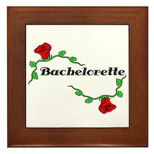 Bachelorette Framed Tile