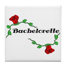 Bachelorette Tile Coaster