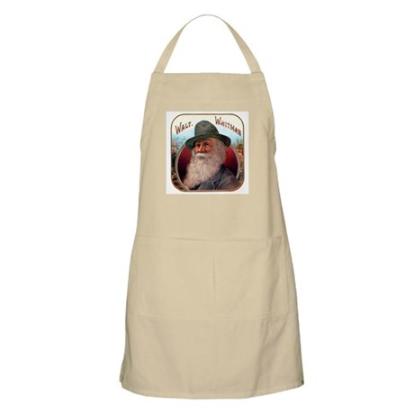 Walt Whitman BBQ Apron
