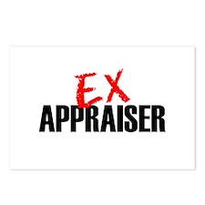 Ex Appraiser Postcards (Package of 8)
