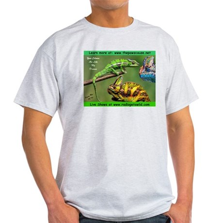 Chameleons Light T-Shirt