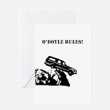 O'doyle Greeting Card