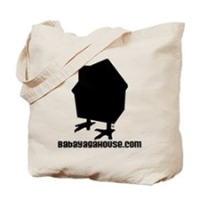 Baba Yaga House Tote Bag