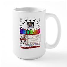 Soldier For The Animals desig Mug