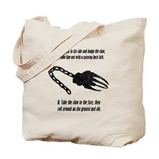 Deathclaw Tote Bag