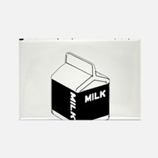 Our Milk Rectangle Magnet