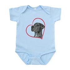Heartline NMrlc Infant Bodysuit