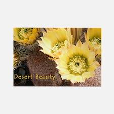 Desert Beauty Rectangle Magnet