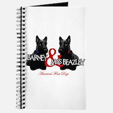 Barney & Miss Beazley Journal