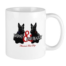 Barney & Miss Beazley Mug