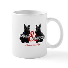 Barney & Miss Beazley Small Mug