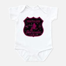 Fiddle Player Diva League Infant Bodysuit