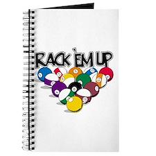 Rack Em Up Pool Journal