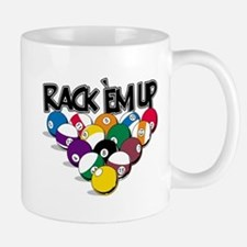 Rack Em Up Pool Mug