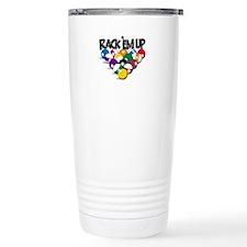 Rack Em Up Pool Travel Mug