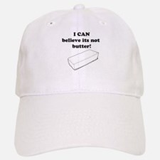 Believe the Butter Baseball Baseball Cap