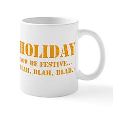 Generic Holiday Gear Mug