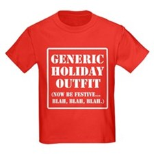 Generic Holiday Gear T