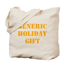 Generic Holiday Gear Tote Bag