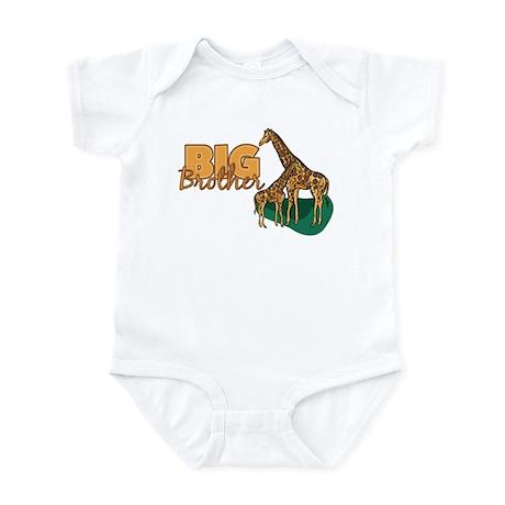 Big Brother Giraffe Infant Bodysuit