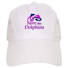 Save the Dolphins Baseball Cap