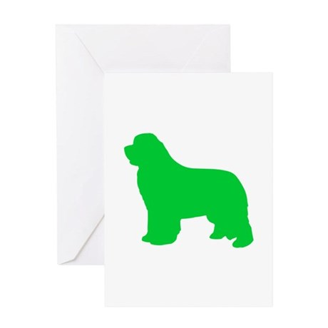 Newfoundland St. Patty's Day Greeting Card