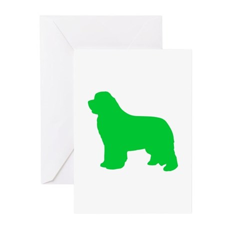 Newfoundland St. Patty's Day Greeting Cards (Pk of