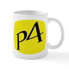 P4 TV Mug