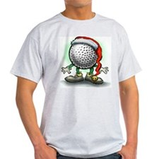 Unique Golf christmas T-Shirt