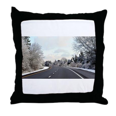 Parkway2 Throw Pillow