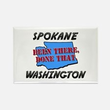 spokane washington - been there, done that Rectang