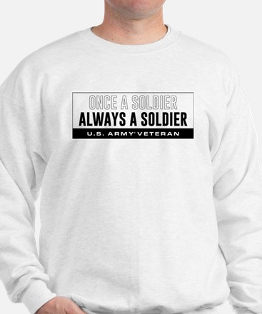 U.S. Army Once A Soldier Jumper