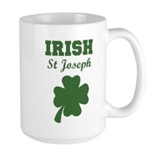 Irish St Joseph Mug