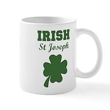 Irish St Joseph Mug