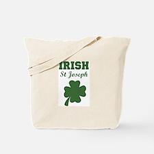 Irish St Joseph Tote Bag