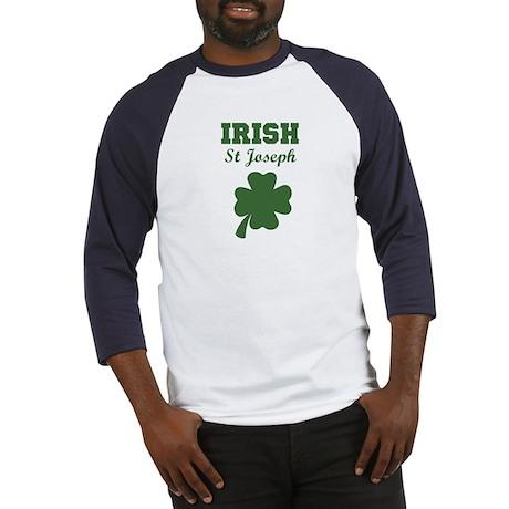 Irish St Joseph Baseball Jersey