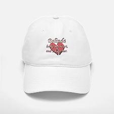 Belinda broke my heart and I hate her Baseball Baseball Cap