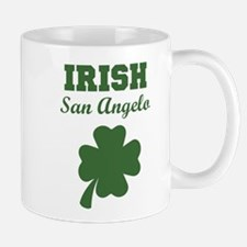 Irish San Angelo Mug