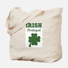Irish Portugal Tote Bag