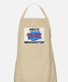 pasco washington - been there, done that BBQ Apron